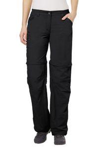Vaude Damen Wanderhose Trekkinghose Women's Farley ZO Pants IV schwarz