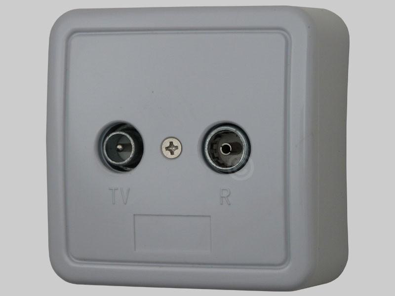 TomTrend BK-Stichdose 0,5 dB Home-Cinema... BK-Technik ...