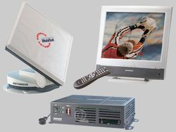 Kathrein CAP 910 - MobiSet 4 - mobiles Empfangsset