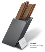 Victorinox Swiss Modern Messerset 6tlg 6.7185.6