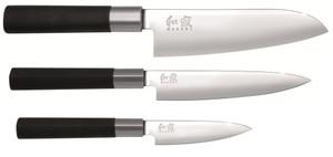 Kai Wasabi Black Messerset 3 tlg 67-W17