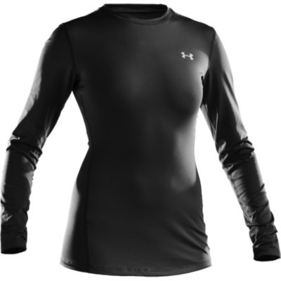Under Armour Coldgear Fitted Crew - Thermoshirt Damen