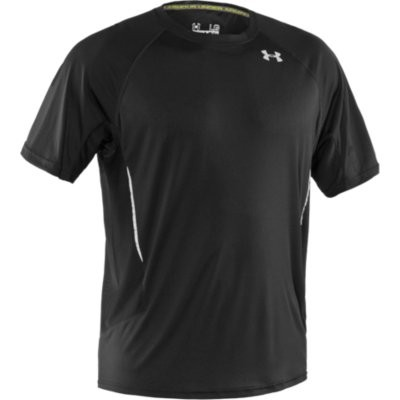 Under Armour Heatgear kurzarm Funktions T-Shirt - Draft Catalyst – Bild 2