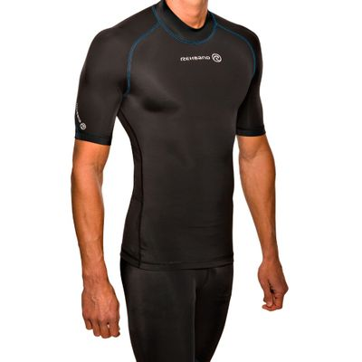 Rehband 7703 Compression Top Short Sleeve - kurzarm Funktions-Shirt – Bild 3