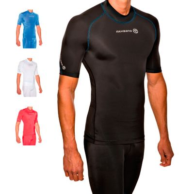 Rehband 7703 Compression Top Short Sleeve - kurzarm Funktions-Shirt – Bild 1