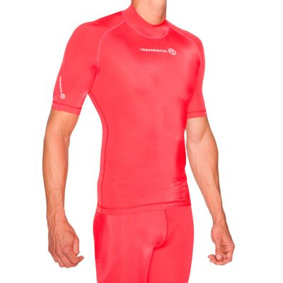 Rehband 7703 Compression Top Short Sleeve - kurzarm Funktions-Shirt – Bild 5