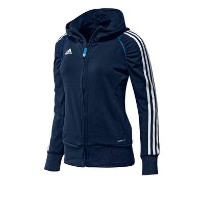 Adidas ClimaLite T12 Hoodie Damen - Kapuzenjacke – Bild 2