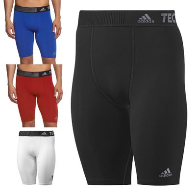 Adidas Techfit Base Thight Short - Funktionsshort – Bild 1