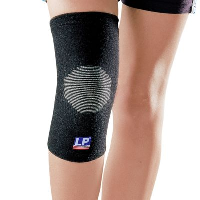 LP Support 988 Nanometer Kniebandage - Nano Bamboo Edition