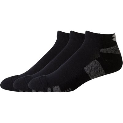 Under Armour Heatgear Low Cut Socken (3 Paar)