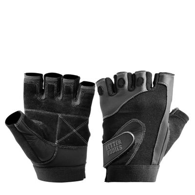 Better Bodies Pro Lifting Fitness Handschuhe Unisex – Bild 3