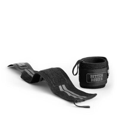 Better Bodies Damen Handgelenkgurte Elastic Wrist Wraps – Bild 1