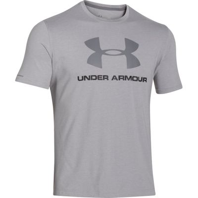 Under Armour Herren T-Shirt Charged Cotten Sportstyle – Bild 8