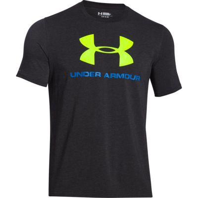 Under Armour Herren T-Shirt Charged Cotten Sportstyle – Bild 3