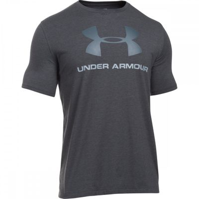Under Armour Herren T-Shirt Charged Cotten Sportstyle – Bild 5