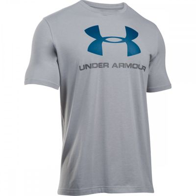 Under Armour Herren T-Shirt Charged Cotten Sportstyle – Bild 4