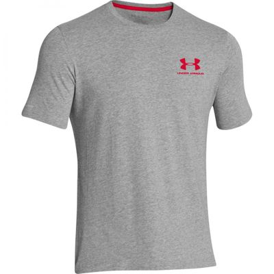 Under Armour Herren Shirt - Left Chest Lockup – Bild 6