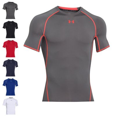 Under Armour Heatgear Compression T-Shirt – Bild 1