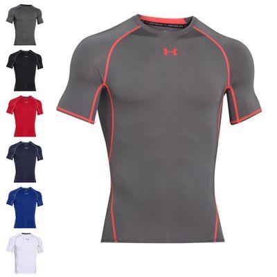 Under Armour Heatgear Compression T-Shirt – Bild 1