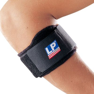 LP Support 751 Tennisarmbandage aus der Basic Serie – Bild 2