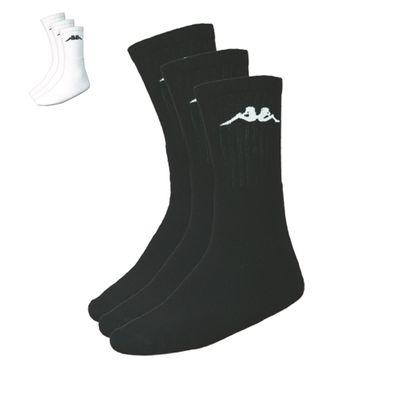 Kappa Socken Negrit - Tennissocken (3 Paar)