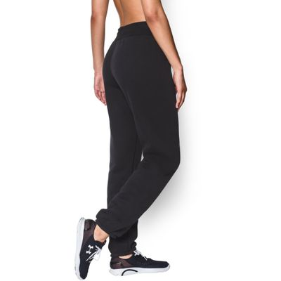 Under Armour Damen Trainingshose Rival Cotton Storm – Bild 4