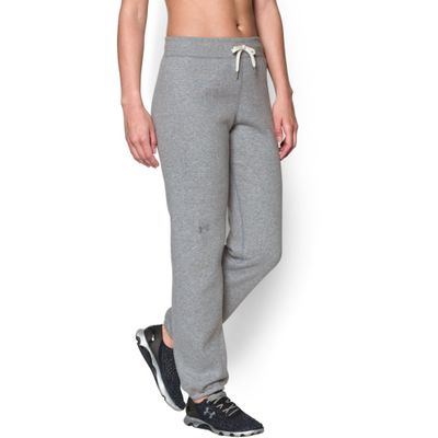 Under Armour Damen Trainingshose Rival Cotton Storm – Bild 3