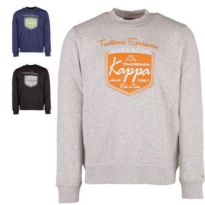 Kappa Herren-Sweatshirt Vasco 001