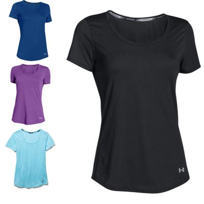 Under Armour Damen Laufshirt Streaker – Bild 1