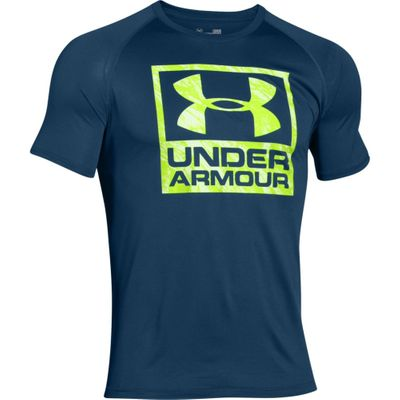 Under Armour Herren Boxed Logo Shirt – Bild 4