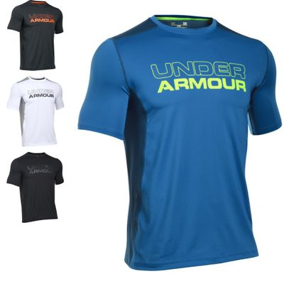 Under Armour HeatGear® Herren Funktions T-Shirt - Raid