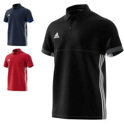 Adidas T16 Team Polo-Shirt ClimaLite Herren  – Bild 1