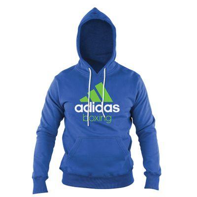 "Adidas Community Hoody ""boxing"" - Kapuzenjacke – Bild 4"