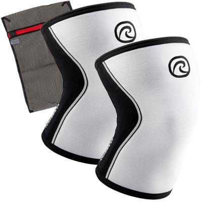 Rehband [1 Paar, 1 Stück] 5 mm Neopren Kniebandage, Kniestütze + Ziatec Wäschenetz  – Bild 3