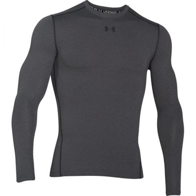 Under Armour Coldgear Compression Long-Sleeve Fitness Shirt Crew – Bild 3