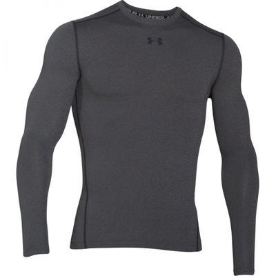 Under Armour Coldgear Compression Long-Sleeve Fitness Shirt Crew – Bild 3