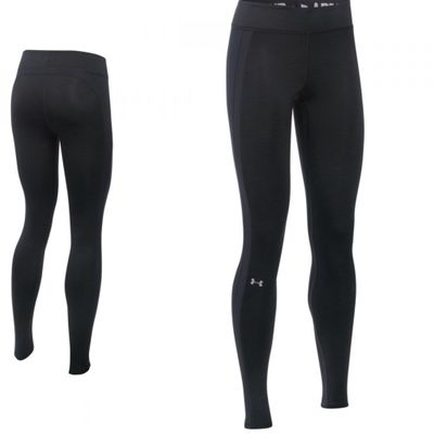 Under Armour Damen ColdGear Fitness Compression Legging  – Bild 1