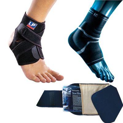 Ziatec 3-in-1 Erste-Hilfe-Set bei Knöchel-Verletzungen  – Bild 1