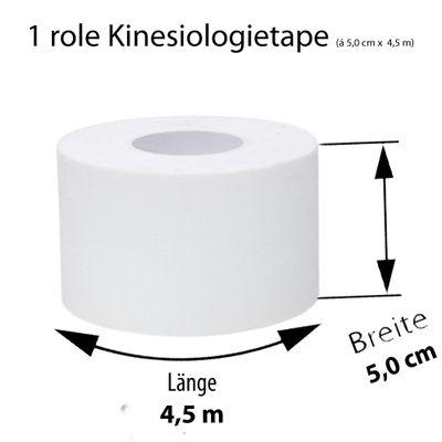 Ziatec Kinesiologie Tape Premium - Physio-Tape in vielen Farben – Bild 4