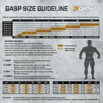 GASP Fitness und Workout T-Shirt – Bild 6