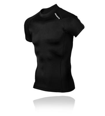 Rehband Herren Qd Thermal Zone Top Thermoshirt- kurzarm Funktions-Shirt – Bild 3