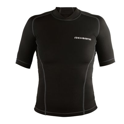 Rehband Damen Qd Thermal Zone Top Thermoshirt - kurzarm Funktions-Shirt – Bild 1