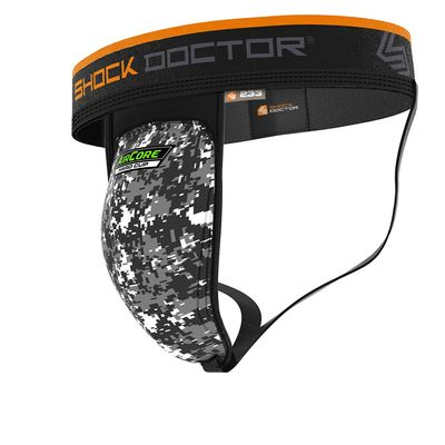 Shock Doctor Supporter mit AirCore Hard Cup  001