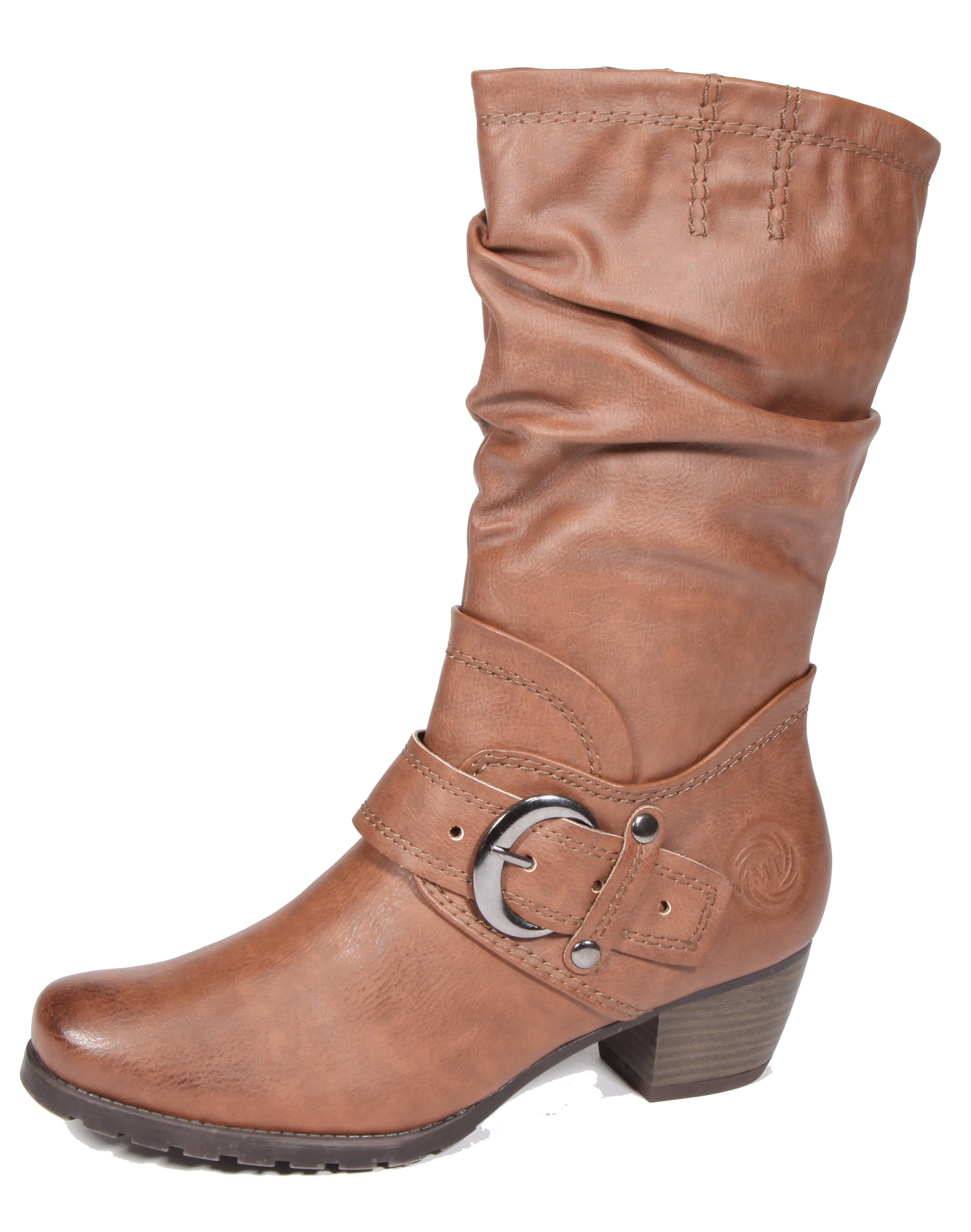 low priced e5a69 96f47 Marco Tozzi Stiefel muscat