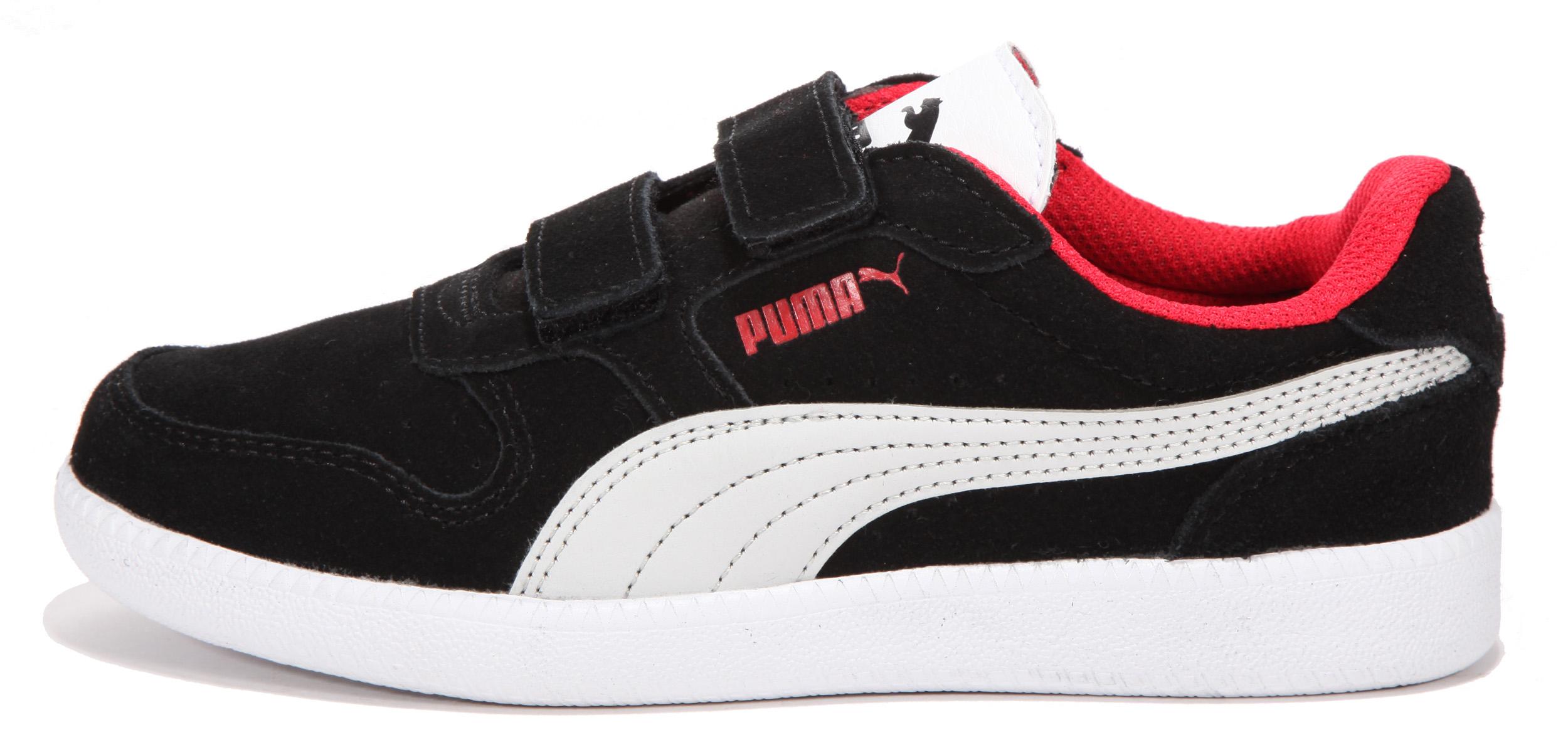 Puma Sneaker Puma Klettverschluß Kinder Kinder Sneaker Puma