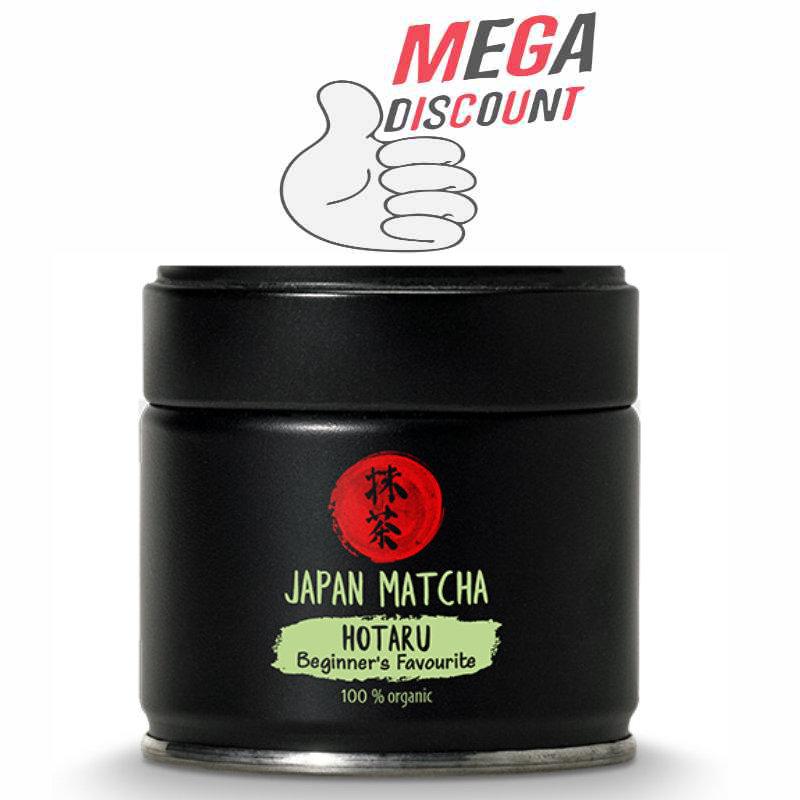Japan Matcha Hotaru 30g Dose