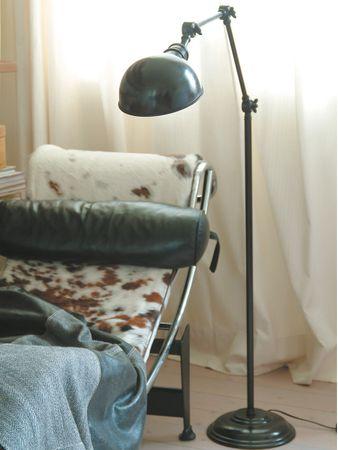 Kontor Stehlampe – Bild 2