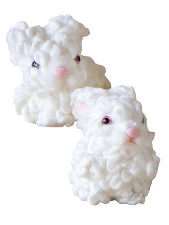 Mou Easter Bunnys small set of 2 – Bild 3