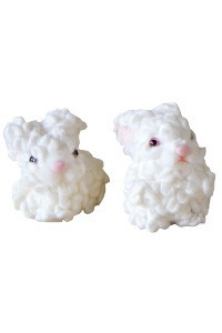 Mou Easter Bunnys small set of 2 – Bild 1