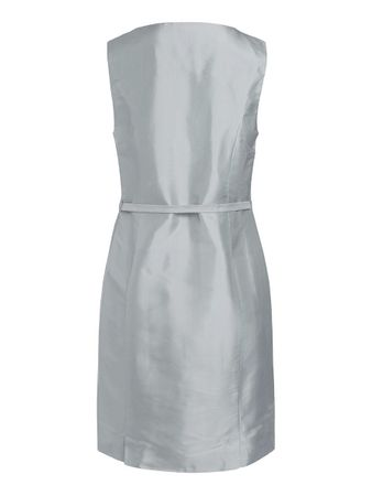 Osay Silk Dress – Bild 2
